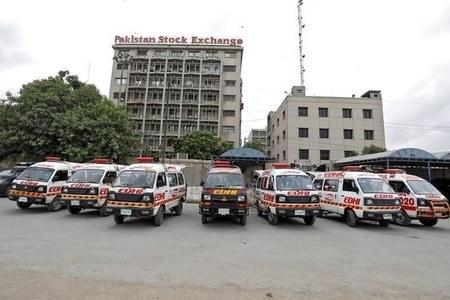 Resumption of traffic at II Chundrigar after PSX attack