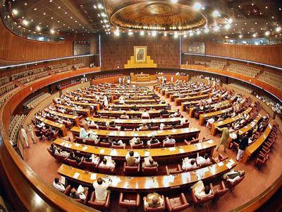 قومی اسمبلی نے وفاقی بجٹ 21-2020 کثرت رائے سےمنظورکرلیا