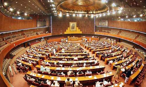 NA approves federal budget 2020-2021 amid opposition's protest