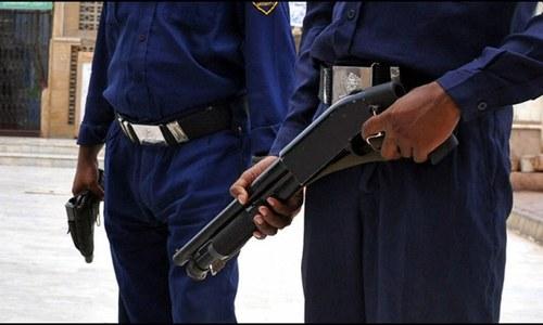 ایکسچینج حملہ، سیکیورٹی گارڈ افتخار ریٹائرمنٹ سے دو دن قبل شہید