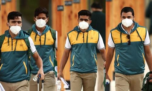 قومی کھلاڑیوں کے انگلینڈ میں لئے گئے کورونا وائرس ٹیسٹ منفی آگئے