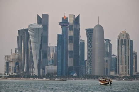 Qatar pledges $100 million in humanitarian assistance to Syria, Foreign Ministry says