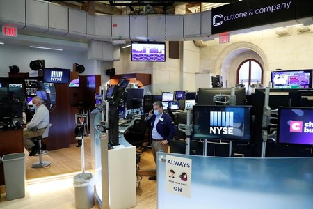 S&P 500, Dow dip at open on virus fears, U.S.-China tensions