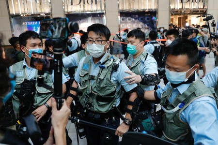 China passes sweeping Hong Kong security law, heralding new authoritarian era