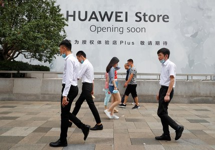 U.S. sanctions likely to have impact on Huawei as a provider, British minister says