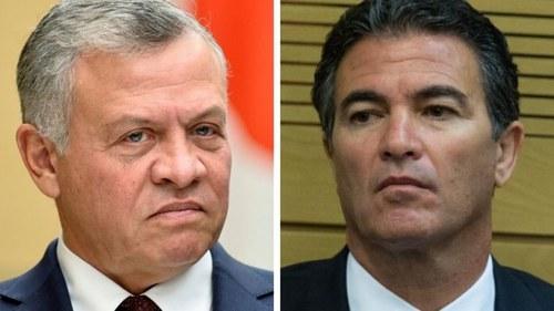 اسرائیلی خفیہ ایجنسی موساد اور شاہ اُردن کے درمیان پراسرار ملاقات