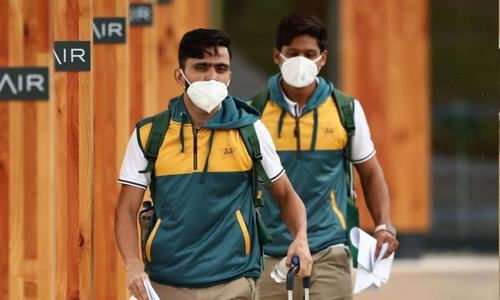 Second group of Pak cricket squad to depart for Manchester On July 3
