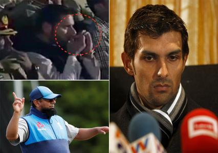 اپنے ہاتھوں اپنے کریئر کو خطرے میں ڈالنے والے پاکستانی کرکٹرز
