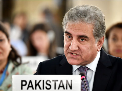 Foreign Minister Shah Mehmood tested positive for COVID-19