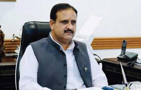 وزیراعلیٰ پنجاب کا بغیر پروٹوکول لاہور  کے مختلف علاقوں کا دورہ
