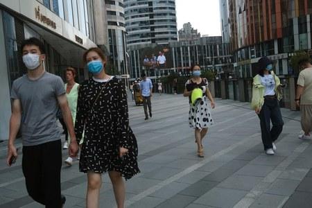 Mainland China reports eight new coronavirus cases, two in Beijing