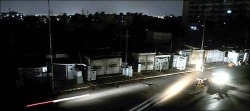 کراچی : کئی علاقوں میں 12 بارہ گھنٹے کی لوڈشیڈنگ