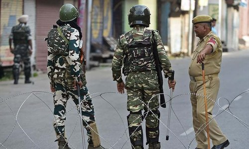 US lawmaker pledges to raise Kashmiris' rights abuses in Congress