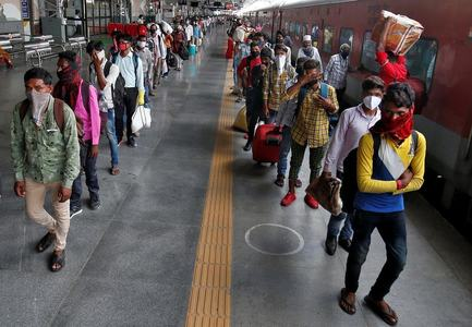 COVID-19: India becomes the third-most affected country as cases soar to 700k
