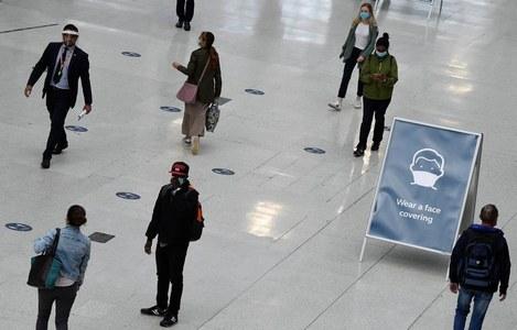 UK government coronavirus lending rises to 45 billion pounds