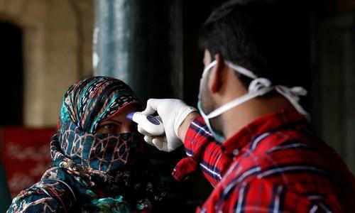 Confirmed coronavirus cases in Pakistan soar to 243,623