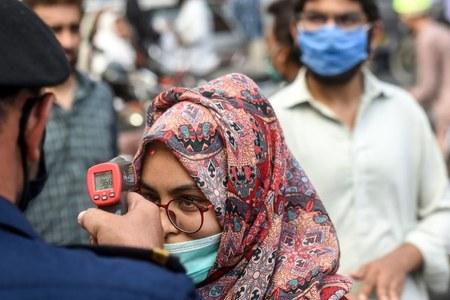 پاکستان: کورونا سےمزید 65 افراد جاں بحق، 2752 نئے کیسز