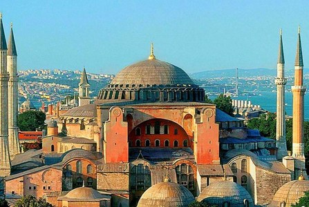 HagiaSophia: should it be a mosque? a historical and Islamic perspective