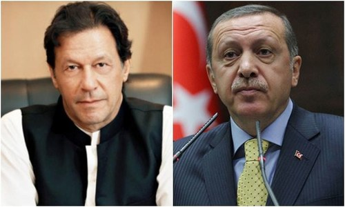 ترک قوم کی بہادری دنیابھرکی اقوام کیلئے سبق ہے،وزیراعظم  عمران خان
