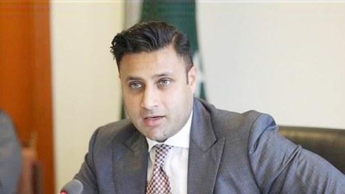 وزیراعظم کے معاون خصوصی زلفی بخاری کی برسی کی خبر شائع