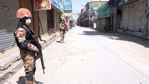 بلوچستان میں اسمارٹ لاک ڈاؤن میں 15روز کی مزید توسیع