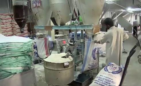 سندھ میں آٹے کی قیمت میں اضافہ