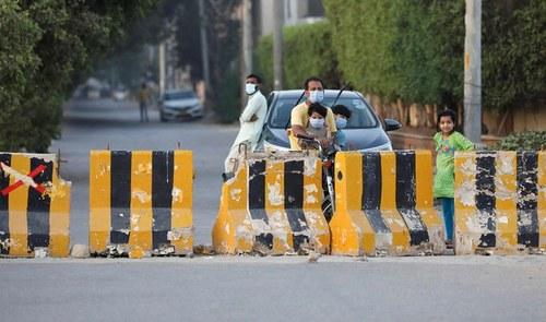 پشاور: کورونا کیسز ، مزید تین علاقے سیل