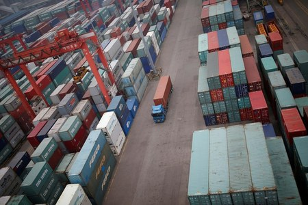 South Korea's July exports record slowest decline in four months