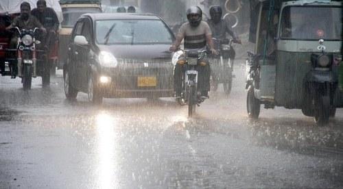 Met office forecasts heavy rain in Karachi, Hyderabad on Aug 7, 8