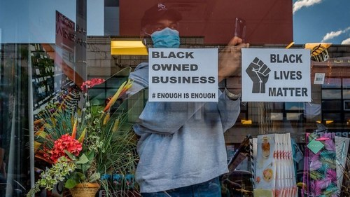 Black-owned businesses more vulnerable to coronavirus crisis, NY Fed says