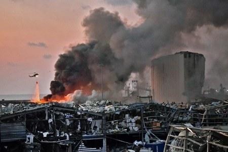 بیروت دھماکوں کی وجہ بننے والا 'کیمیکل دنیا کے لیے اہم ہے'