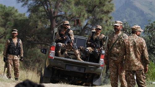 18-year-old girl martyred in unprovoked Indian firing along LoC: ISPR