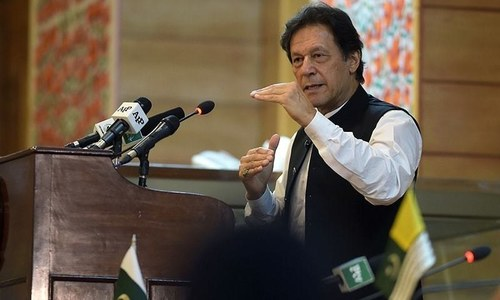Modi committed blunder on 5th of August last year: PM Imran