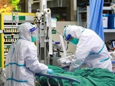 پاکستان میں کورونا کیسز کی تعداد 282,645ہوگئی ، 6,052افرادجاں بحق