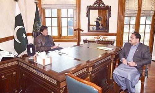 وزیراعظم سے وزیراعلیٰ پنجاب کی ملاقات، کورونا کی صورتحال پربریفنگ
