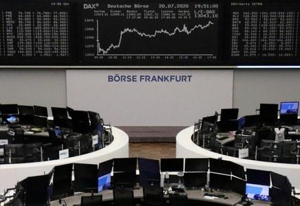 U.S.-China tensions hit European cyclical stocks