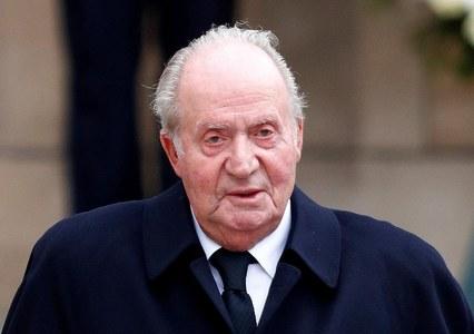 Spain's ex-king Juan Carlos is in Abu Dhabi, says ABC newspaper