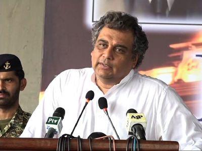 وفاقی وزیربحری امورعلی زیدی نے نئی شپنگ پالیسی کا اعلان کردیا