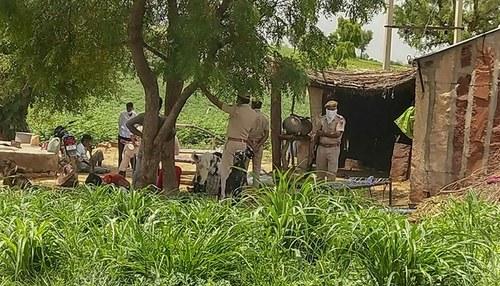 پاکستان سے ہجرت کرنے والے ہندوخاندان کے افراد کو بی جے پی نے قتل کیا؟