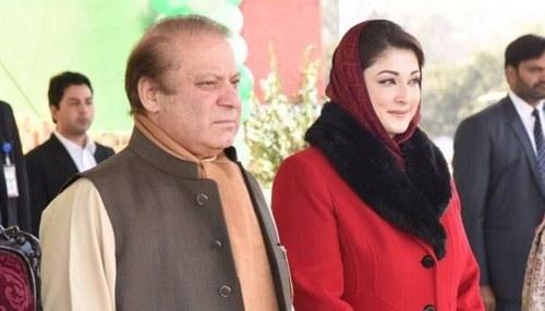 Nawaz Sharif phones daughter Maryam after violent NAB appearance