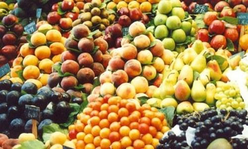 کورونا کے باوجودپھلوں اور سبزیوں کی برآمدات میں ریکارڈ اضافہ