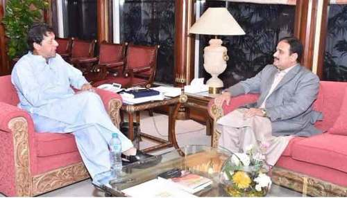 وزیر اعظم کی عثمان بزدار سےملاقات، صوبائی امور پر تبادلہ خیال