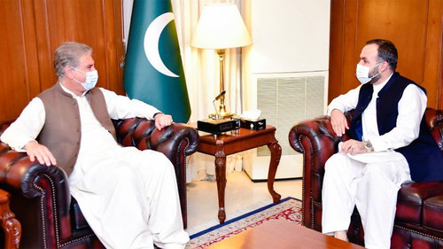 Regional peace, stability linked to Afghan peace: FM Qureshi