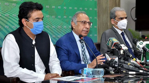 Govt to enhance scope of Kamyab Jawan Programme: Hafeez