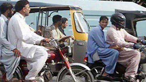 Sindh govt bans pillion riding across province