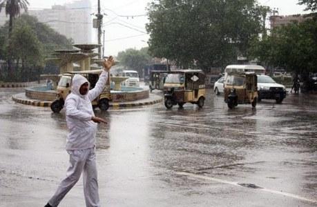 محکمہ موسمیات کی کراچی میں آج سے اتوار تک بارشوں کی پیشگوئی