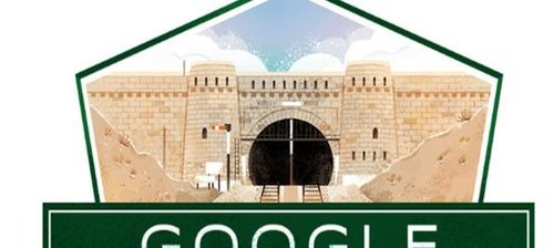 Google marks Pakistan's Independence Day with Khojak Tunnel doodle