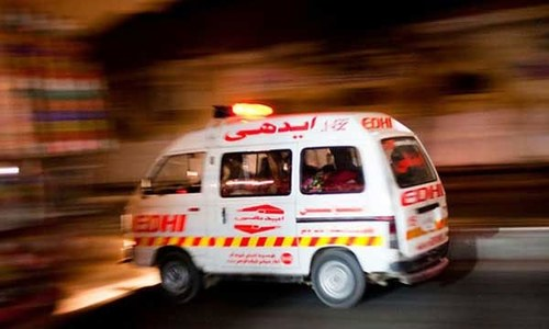 کراچی : کریم آباد ، پولیس اہلکار کے قتل کا مقدمہ درج