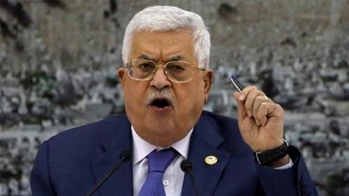فلسطین کا یو اے ای سے سفیر واپس بلانے کا اعلان