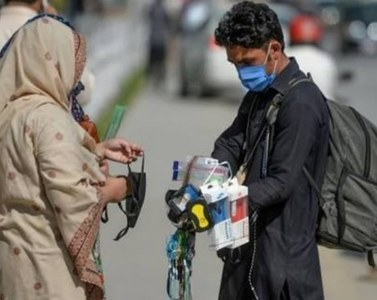 Pakistan reports less than 1,000 daily COVID-19 cases for two successive weeks